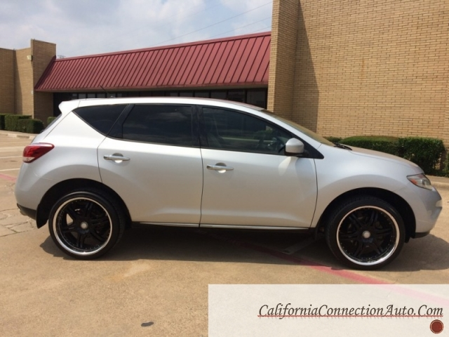 2012 Nissan Murano 2WD 4dr S