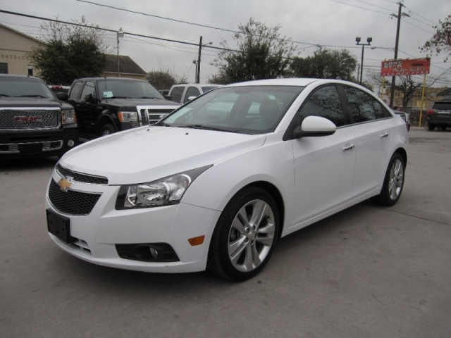 2012 chevrolet cruze 4dr sdn ltz turbo w 1sa inventory for Lone star motors inventory