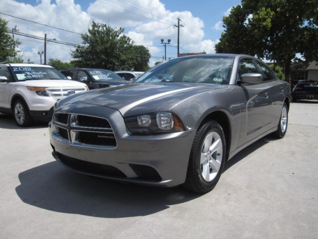 2011 dodge charger 4dr sdn se rwd inventory lone star for Lone star motors inventory