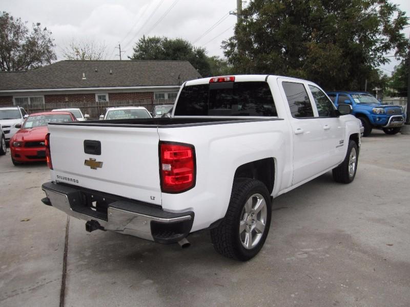 "2014 Chevrolet Silverado 1500 In Houston Tx: 2014 Chevrolet Silverado 1500 2WD Crew Cab 143.5"" LT W/1LT"