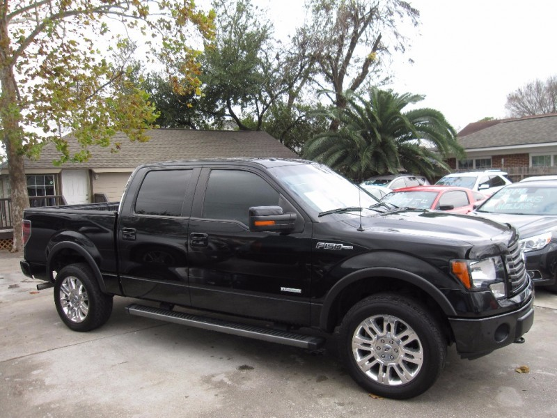 2012 ford f 150 4wd supercrew 145 xlt inventory lone for Lone star motors inventory