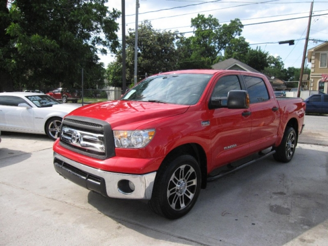 2010 toyota tundra 2wd truck crewmax 5 7l v8 6 spd at for Lone star motors inventory