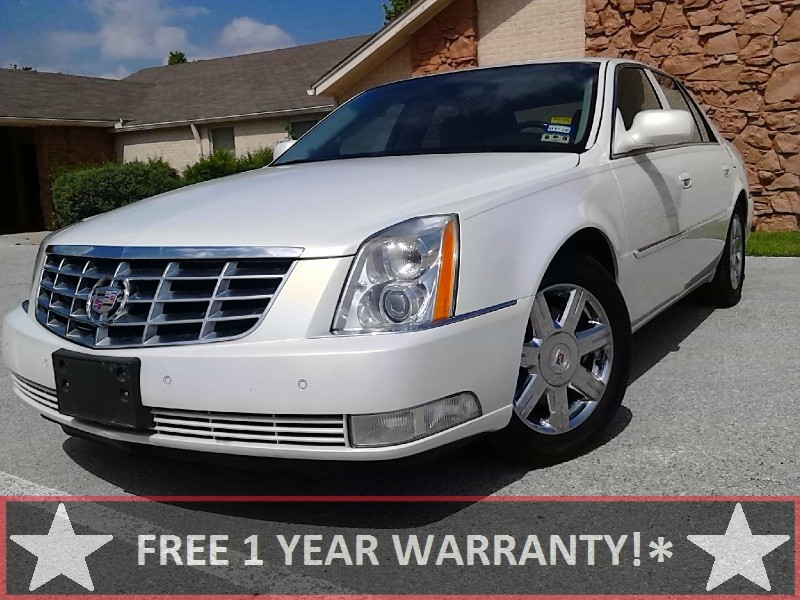 2007 cadillac dts for sale in dallas tx cargurus. Black Bedroom Furniture Sets. Home Design Ideas