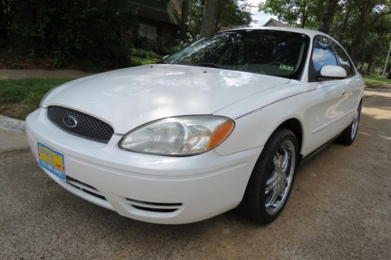 2007 ford taurus sel fleet for sale cargurus. Black Bedroom Furniture Sets. Home Design Ideas