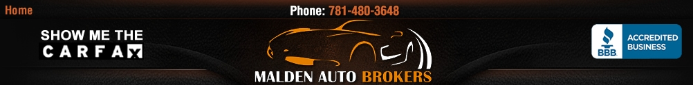 Malden Auto Brokers. (781) 480-3648