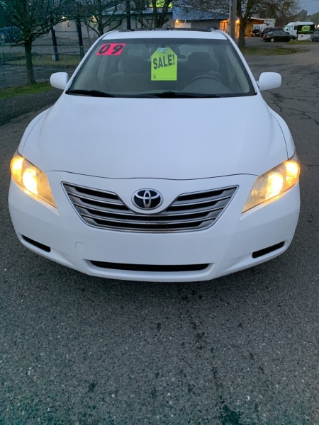 2009 toyota camry hybrid 4dr sdn cars - seattle, wa at geebo