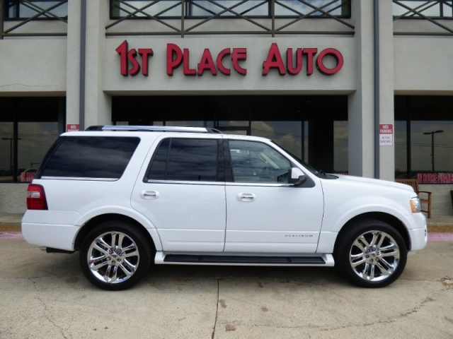 2017 Ford Expedition 4WD 4dr Limited