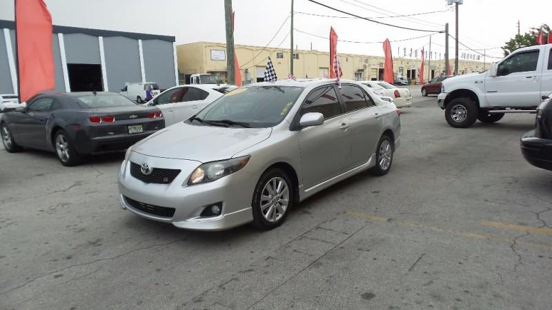 2010 Toyota Corolla S For Sale In Miami Fl Cargurus