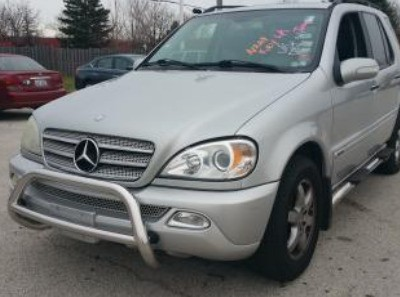 Used Mercedes Benz M Class For Sale Champaign Il Cargurus