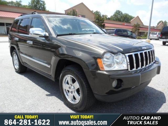 $10,998, 2006 Jeep Grand Cherokee Hemi