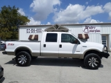 FORD F350 CREW 2005