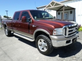 FORD F350 KING RANCH 2006