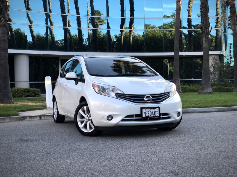 2014 nissan versa note sv cars - panorama city, ca at geebo