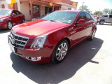 Cadillac CTS 2008 