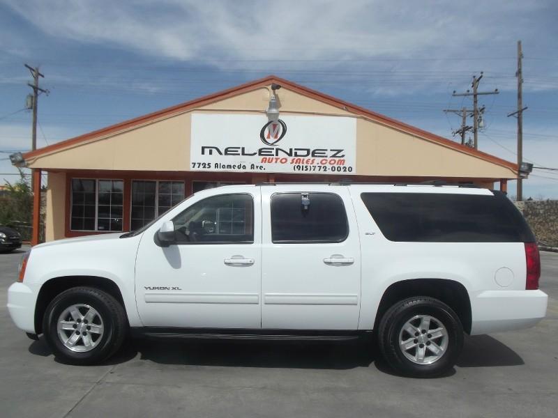 GMC Yukon XL 2010