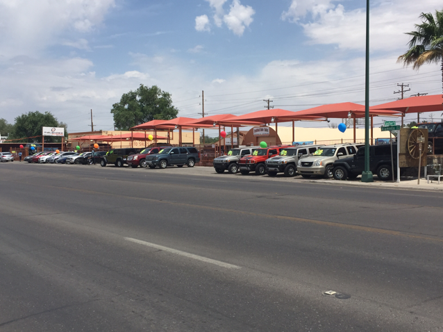 Used Car Dealerships In El Paso Tx