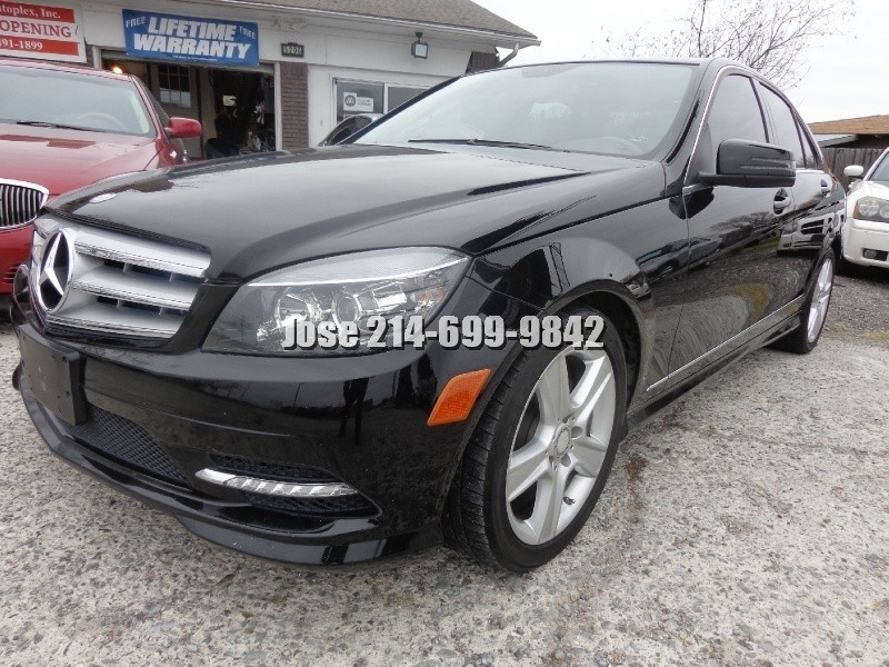 2011 mercedes benz c class 4dr sdn c250 sport rwd luxury for Princeton mercedes benz used cars