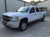 Chevrolet SILVERADO 2500 2011