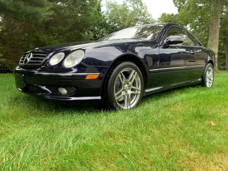 2002 mercedes-benz cl-class cl 55 amg 2dr coupe cars - sharon, ma at geebo