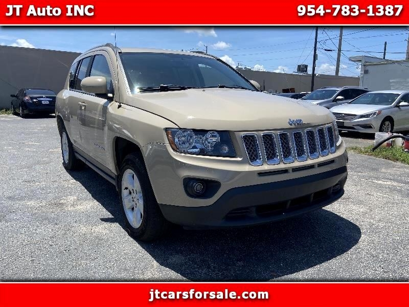 2017 jeep compass latitude fwd cars - fort lauderdale, fl at geebo