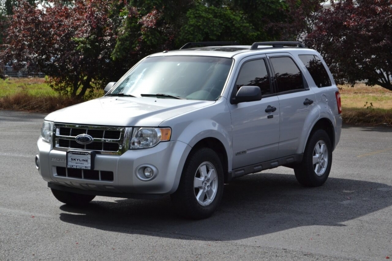 2008 ford escape xlt awd 4dr suv i4 cars - tacoma, wa at geebo