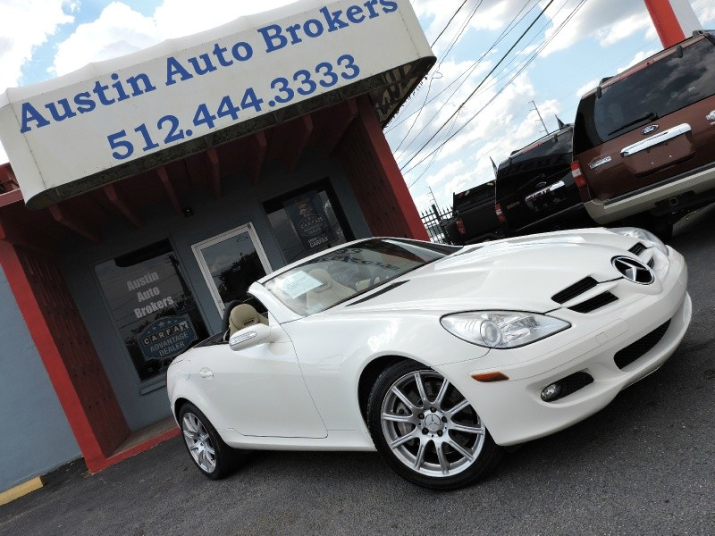 Used Mercedes Benz Slk Class For Sale Austin Tx Cargurus