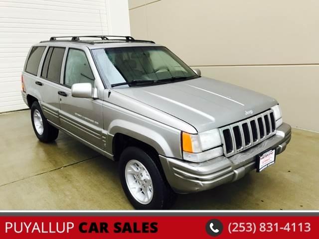 $4,998, 1998 Jeep Grand Cherokee