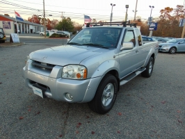 Nissan Frontier 4WD 2002