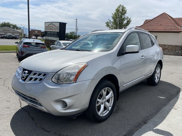 2011 nissan rogue sv sport utility 4d cars - lindon, ut at geebo