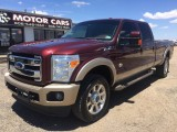 Ford Super Duty F-350 King Ranch 2011