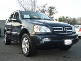 Mercedes-Benz M-Class ML500 - NAVIGATION - LEATHER 2004