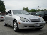 Mercedes-Benz C-Class C240 - AUTOMATIC - LEATHER 2001
