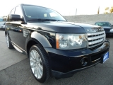 Land Rover Range Rover Sport SUPER CHARGED 2007