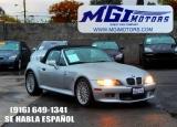 BMW Z3 Series 2002