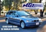 BMW 325XI WAGON 2004
