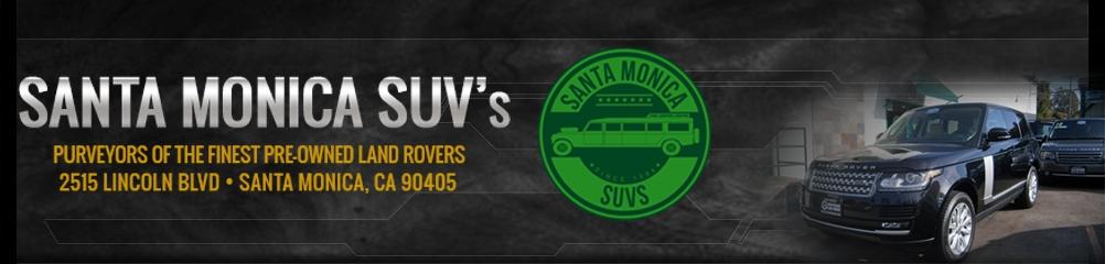 SANTA MONICA SUVS. (310) 314-2700