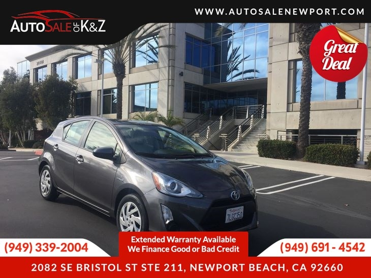 2014 toyota prius c two hatchback 4d cars - newport beach, ca at geebo