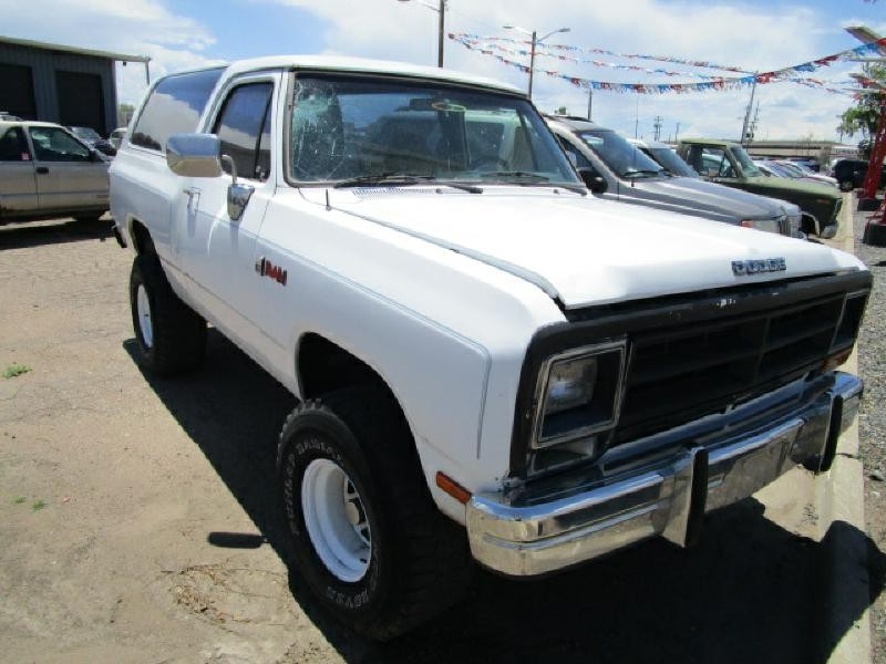 $2,500, 1988 Dodge Ram Charger