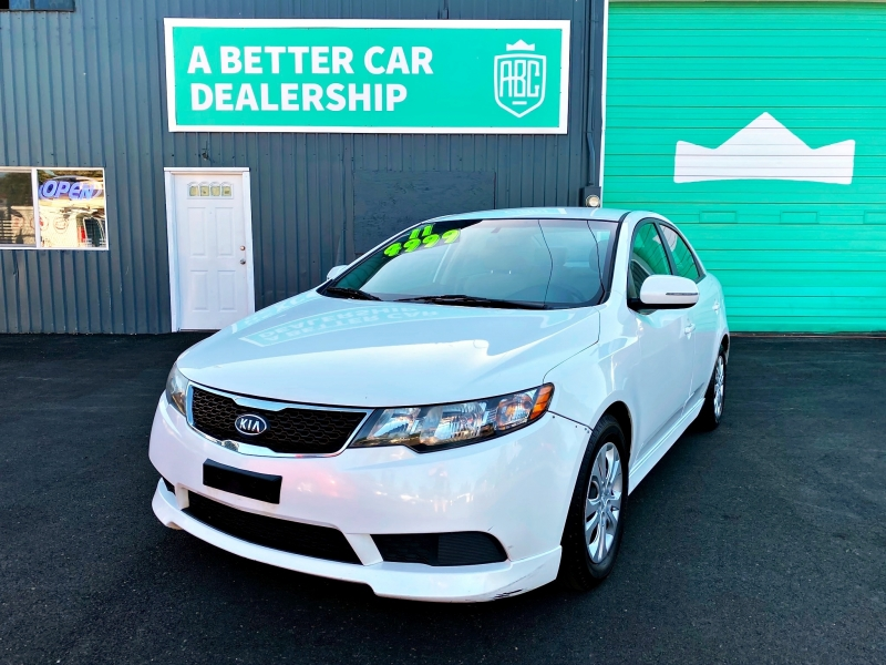 2012 kia forte ex 2.0l 4cyl fwd low miles automatic clean title cars - portland, or at geebo