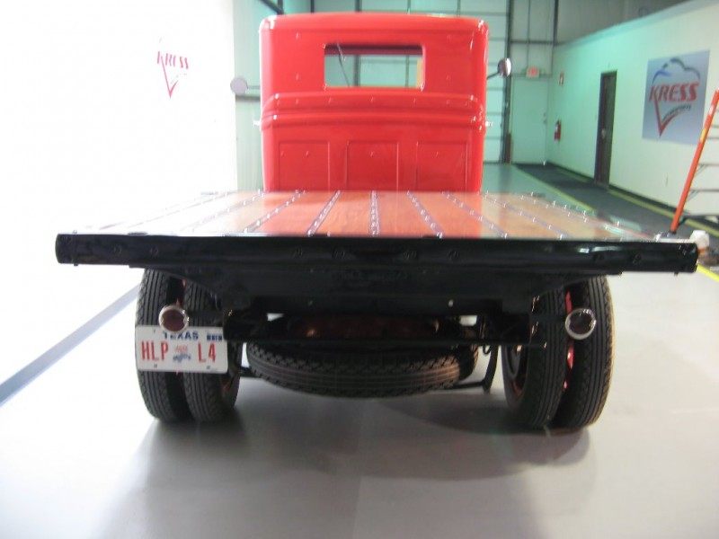 Ford Dealership Phoenix >> 1934 Ford Flatbed Pickup - Outback RV of Texas | RV dealership in Denton, Texas | Outback RV ...
