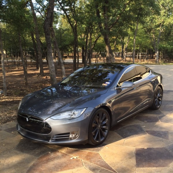 2013 Tesla Model S Transmission: 2013 Tesla Model S 4dr Sdn Performance