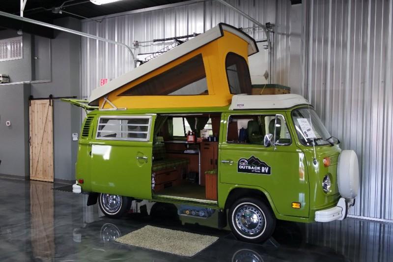 1978 Vw Westfalia Outback Rv Of Texas Rv Dealership In
