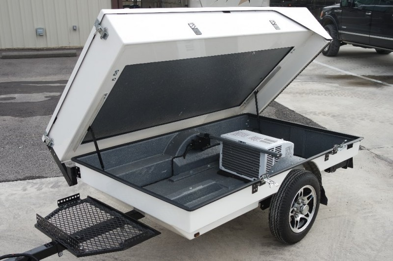 2012 ROLL A HOME M0TORCYCLE POP UP CAMPER
