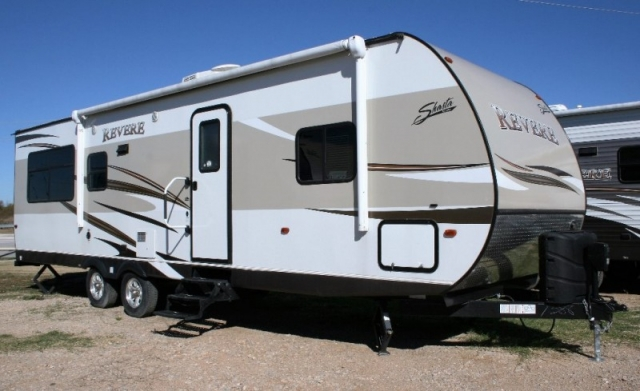 2016 Forest River Shasta Revere 31re Outback Rv Of