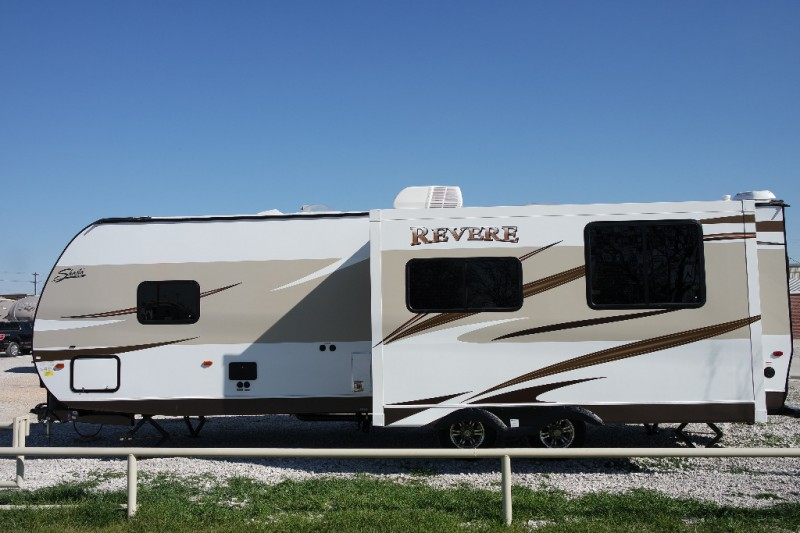 Cool 2016 Forest River Shasta  Revere 29RK  Outback RV Of