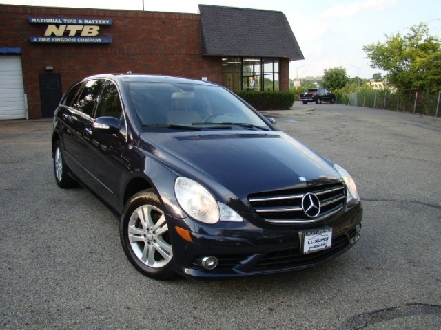 2009 mercedes benz r class 4matic 4dr 3 5l 11 995 for Mercedes benz columbus ohio