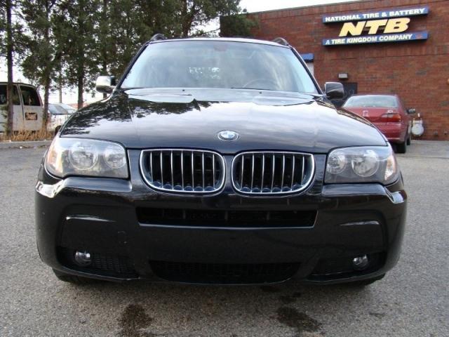2006 BMW X3 X3 4dr AWD 3.0i