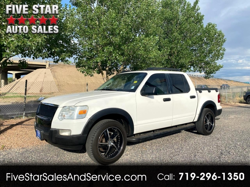 2008 ford explorer sport trac xlt 4.0l 2wd cars - pueblo, co at geebo
