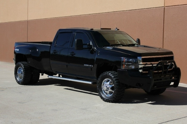 2008 chevrolet silverado 3500hd ltz 4x4 diesel inventory texas etrucks truck dealership in. Black Bedroom Furniture Sets. Home Design Ideas