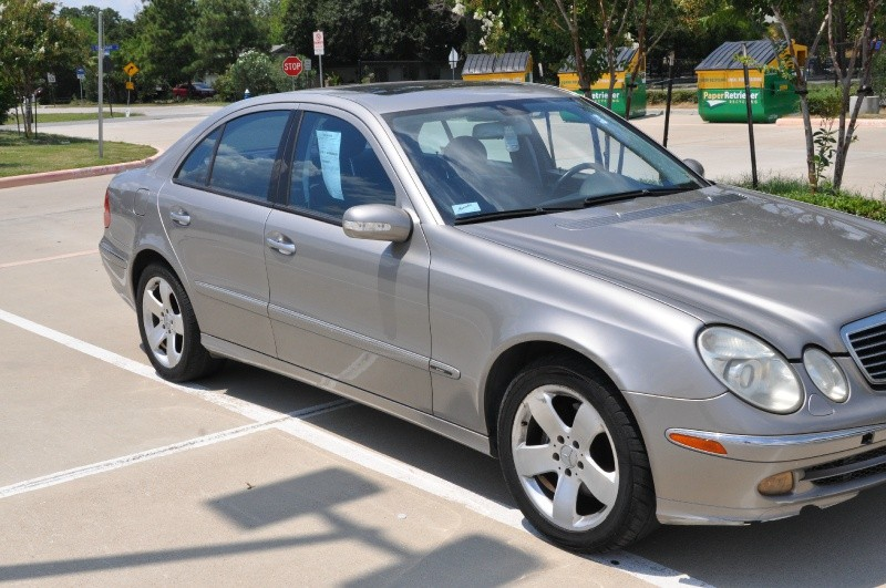 Used mercedes benz e class for sale houston tx cargurus for Used mercedes benz e350 for sale